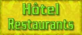 Liste des hôtels-restaurants